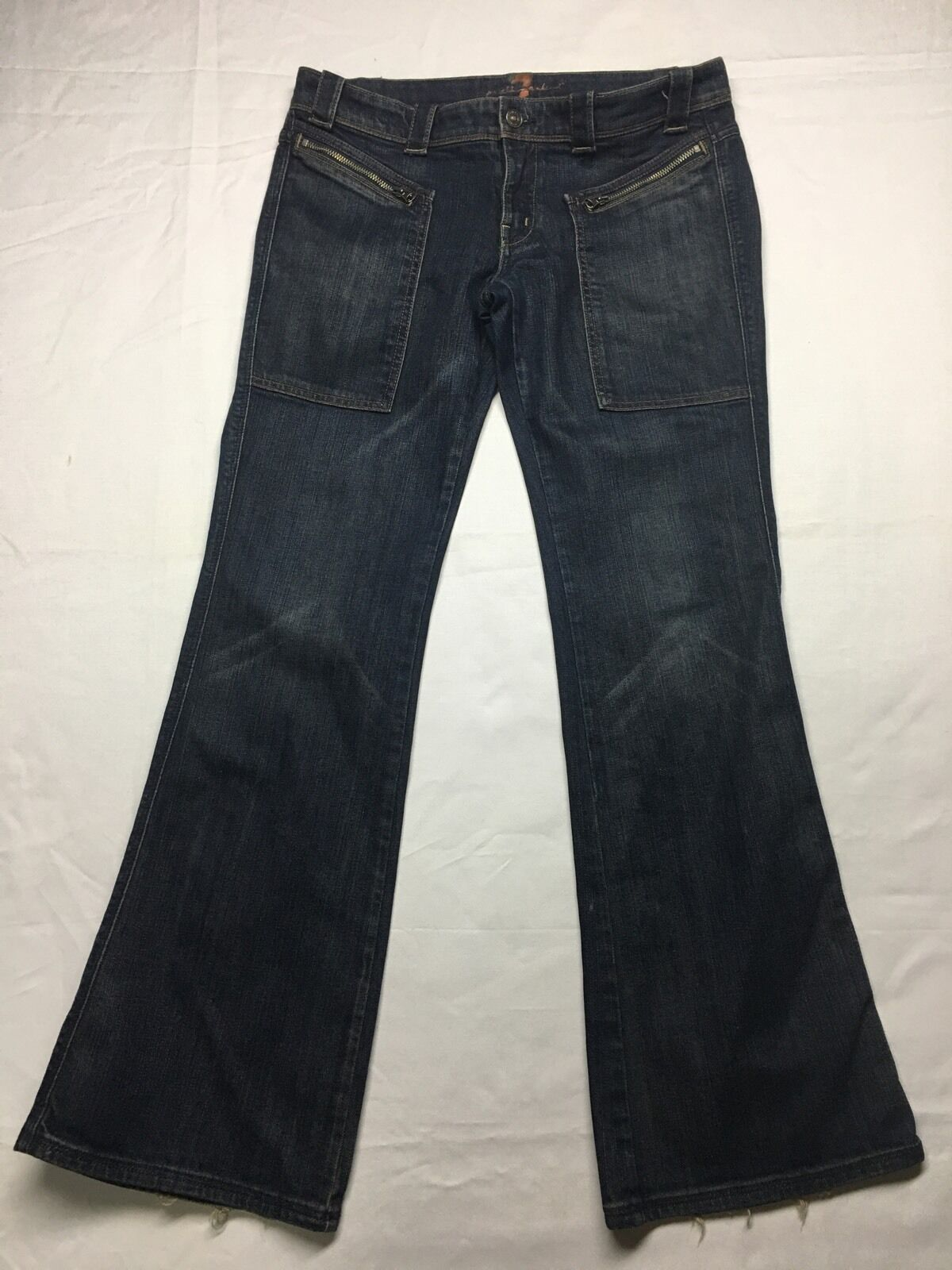 7 For All Mankind Jeans Stretch Bootcut Women's Size 30