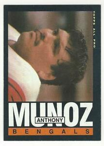 ANTHONY-MUNOZ-1985-Topps-219-NM-MT-NFL-Cincinnati-Bengals