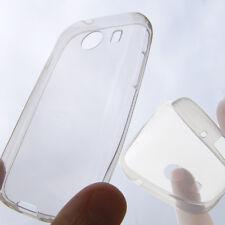 Custodia silicone trasparente PROTEZIONE per SAMSUNG S6802 GALAXY ACE DUOS