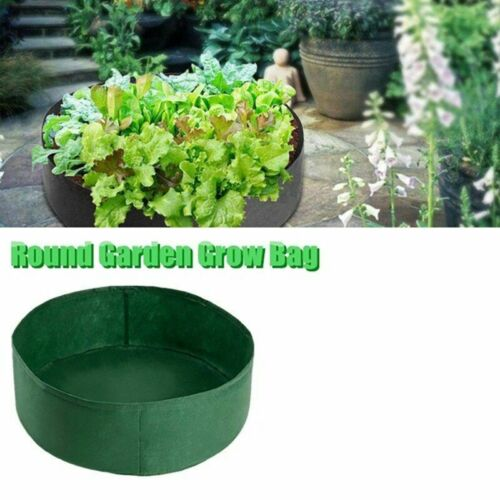 Raised Plant Bed Garden Flower Planter Elevated Vegetable Box Planting Grow Bags