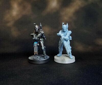 Star Wars Legions Mandalorian Standard Cloth Style A