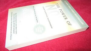 The POWER of NOW ~ Eckhart Tolle. Guide to Spiritual Enlightenment  NEW in MELB 9780733619120