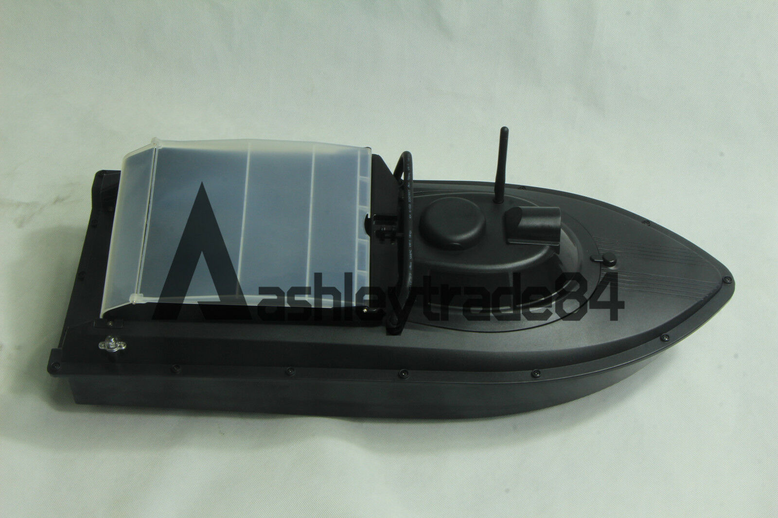 JABO-2AD 10A Wireless Lure Fishing Tackle Bait Boat Remote Control RC Boat