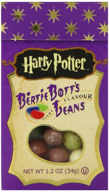 HARRY POTTER BERTIE BOTTS BEANS CANDY