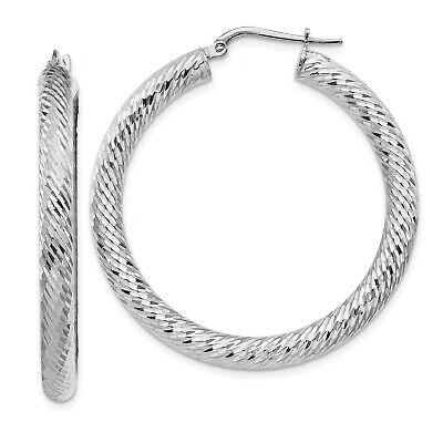Pendientes De Plata Broche de presión en la configuración de Piedras Preciosas Fabricación de Joyas 4mm
