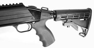 Details about 20 Gauge Tactical Stock With Grip For Mossberg 500