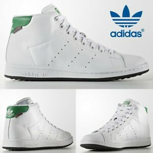 Adidas-Stan-Smith-Schuhe-Herren-Originals-Superstar-weiss-Leder-Gazelle-s80498