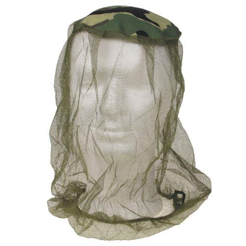 MFH Moskito Kopfnetz Mückenschutz Moskitonetz Kopfschutz Insektenschutz Outdoor