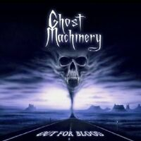 """GHOST MACHINERY """"OUT FOR BLOOD"""" CD NEU"""