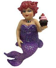 December Diamonds Miss Margarita III Green Mermaid Christmas Ornament 5590378