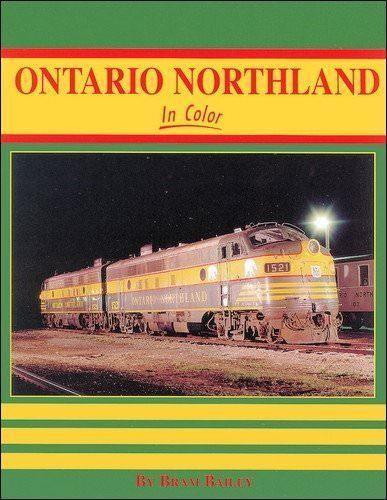 Ontario Northland in Colore  Nuovo Libro