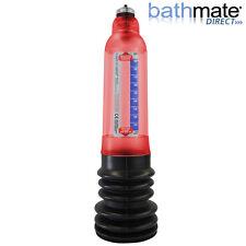 Bathmate Hercules Red - FREE SHIPPING - Penis pump enlarger