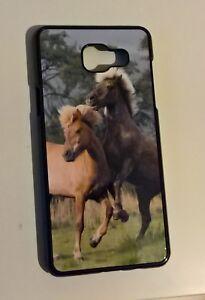 Cover Hülle Samsung A5 (2016) Islandpferde Pferde - Büttelborn, Deutschland - Cover Hülle Samsung A5 (2016) Islandpferde Pferde - Büttelborn, Deutschland