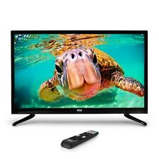 "Pyle PTVLED32 32"" LED TV - HD Flat Screen TV + Ultra-Thin TV Wall Mount"