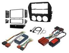 InCarTec FK-263 Jaguar X-Type 2001-2010 Single Double Din Stereo Fitting Kit