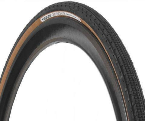 Panaracer Gravel King SK 700 x 32c Tire w  Brown Sidewall Bike