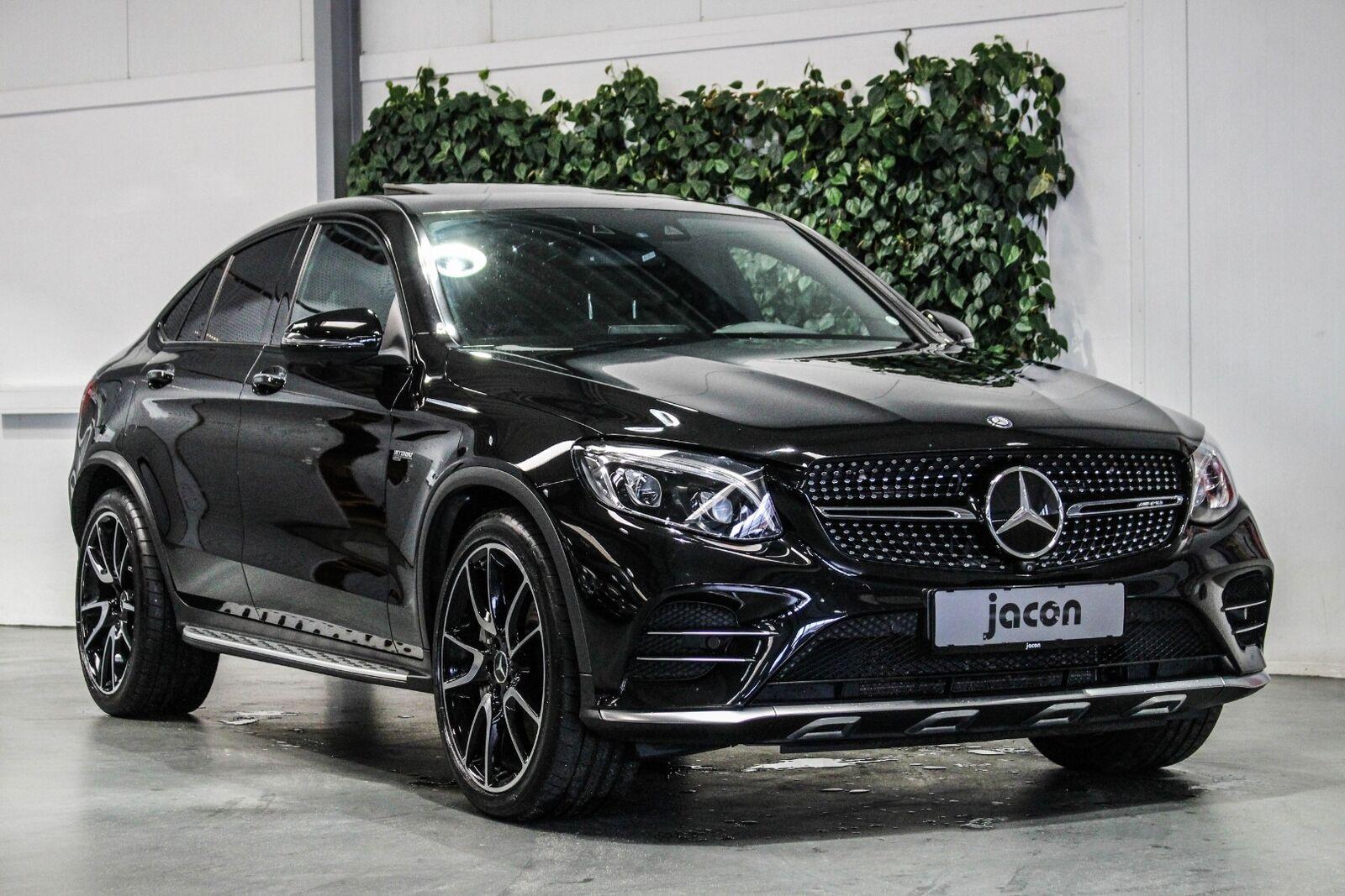 Mercedes GLC43 3,0 AMG Coupé aut. 4-M 5d - 5.399 kr.
