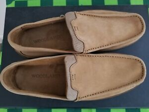 CAMEL CASUAL SLIP-ON SHOES by WOODLAND