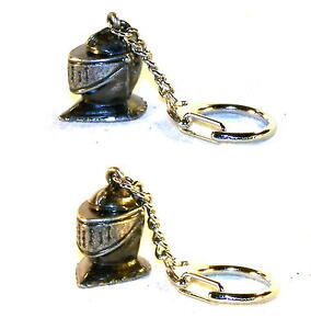 588d147f06bf Porte clé casque bassinet - Porte clé médiéval - Porte clé casque de ...