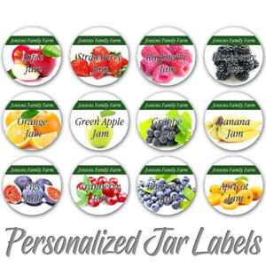 JAM-JELLY-PERSONALIZED-MASON-JAR-LID-BOTTLE-KITCHEN-FOOD-STICKLERS-LABELS