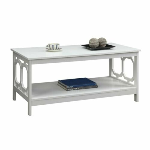 Pemberly Row Coffee Table in White