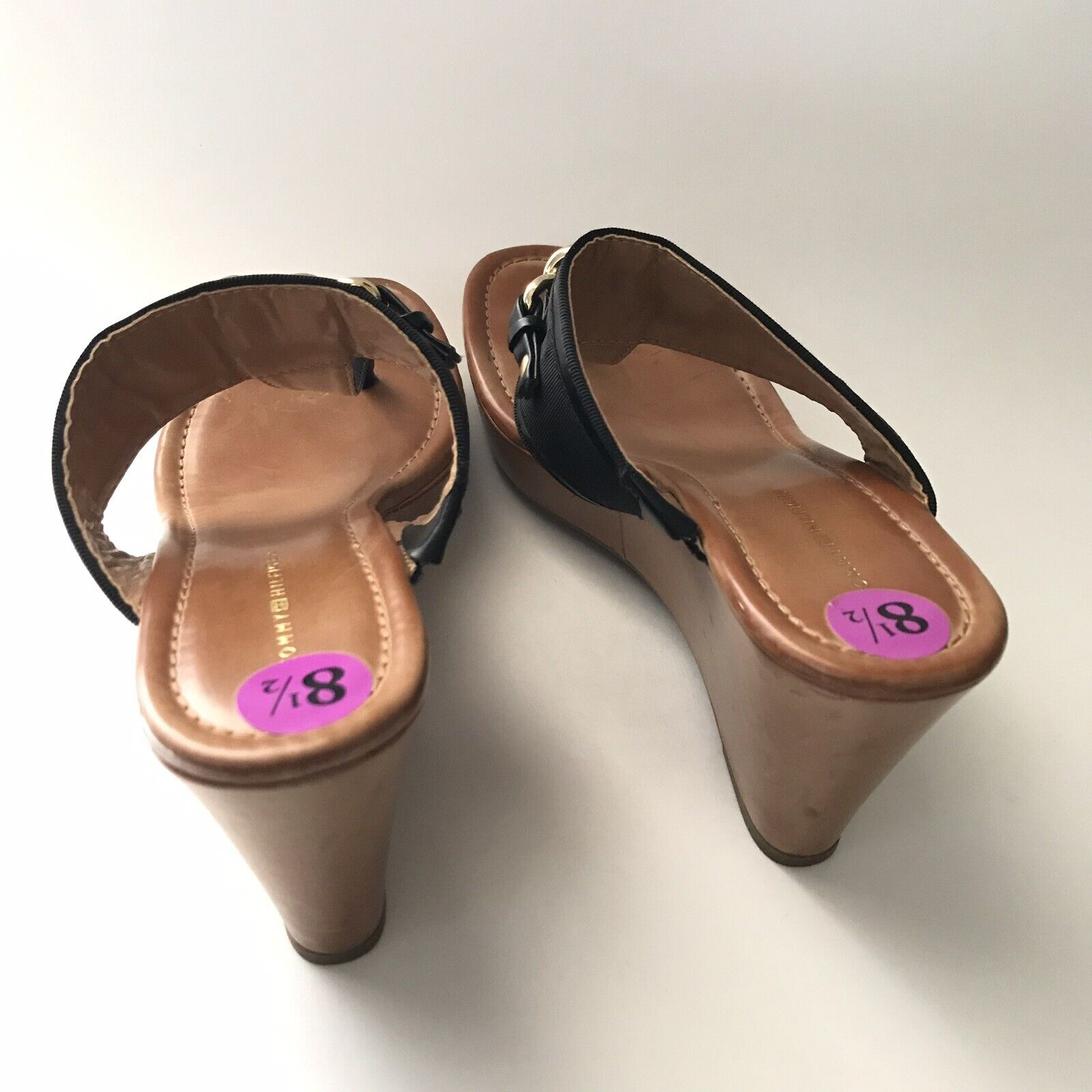 tommy hilfiger Womens Sandal Size 8.5M Melane Tho… - image 6
