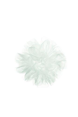 Feintüll bis Ø31mm Kerzen Taufkerze Tropfschutz Farbe Weiß Kommunionkerze