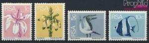 Afrique Du Sud 463a-466a Neuf Avec Gomme Original (9233601