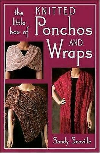 The Little Box Von Gestrickt Ponchos Und Wickel Hardcover Sandi Scoville