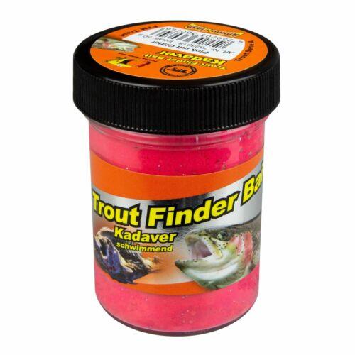 """9,38€//100g FTM Trout Finder Bait /""""Kadaver/"""" 50g Angelteig Forellenteig schwimme"""