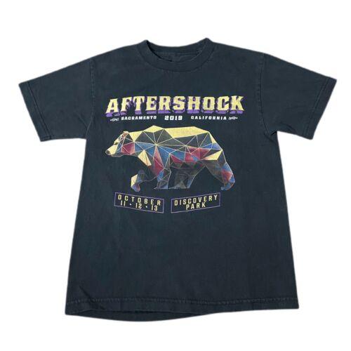 Aftershock Concert Band Tee Shirt 2019 Sacramento