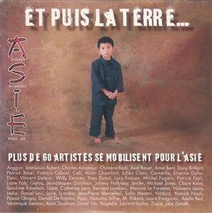 Artistes-Solidaires-Ici-pour-Eux-CD-Single-Et-Puis-La-Terre-France