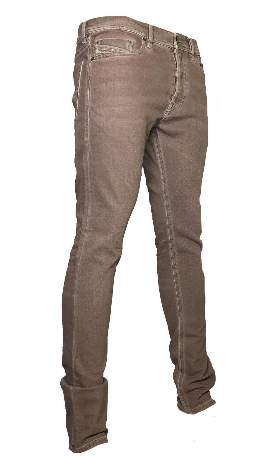 Diesel Herren Stretch Jeans TEPPHAR 0850Y Farbe 73C camel Gr. 31 32 NEU