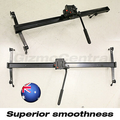 60cm Lightweight  folding professional Camera Slider Dolly Track DSLR Slidecam