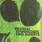 Two Sunsets by Tenniscoats/The Pastels (CD, Sep-2009, Domino)