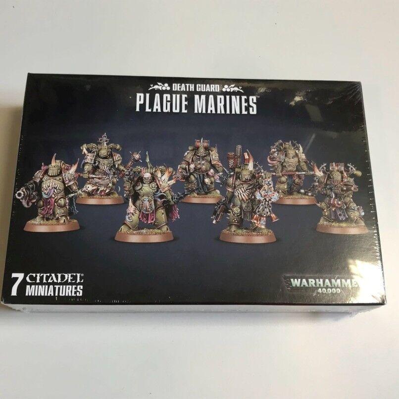 Plague Marines Death Guard (43-55)
