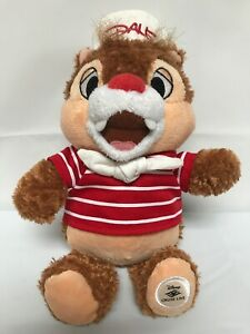 Disney-Cruise-Line-Dale-10-034-Plush-Chip-N-Dale-Official-Disney-Cruise-Line-GUC