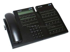 Detewe-Varix-Systemtelefon-SD48-mit-Beistellung-blau-weiss-schnurgebundenes-UP0