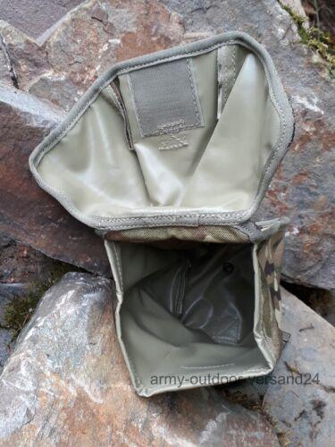 Pouch Water Bottle Tasche für Feldflasche Britische Armee Osprey MK IV MTP