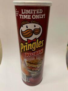 PRINGLES-Limited-Edition-REUBEN-Flavor-5-5-Oz-Potato-Chips-Exp-2021-Sealed