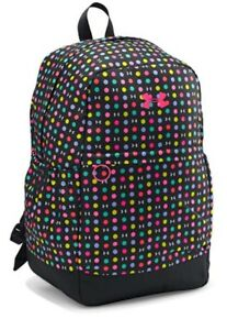 11b4ad1ff2 Image is loading Under-Armour-Girl-039-s-Favorite-Backpack-Black-