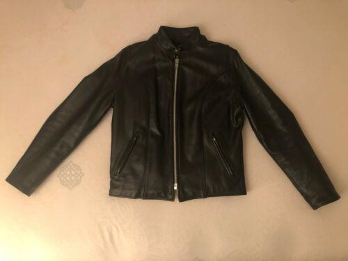 Reed SPORTSWEAR Great Quality Leather Jacket Size