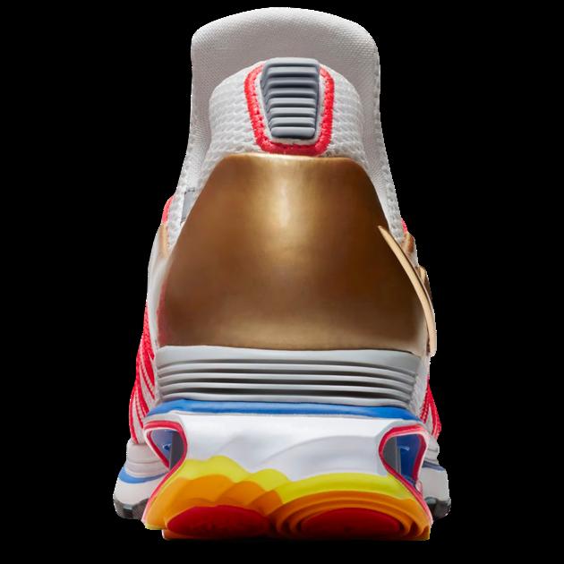 Nike Mens Shox Gravity Size 9.5 9.5 9.5 (VAST GREY METALLIC gold) 3a1e40