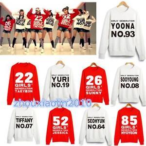 KPOP-Girls-039-Generation-Hoody-Sweater-SNSD-HYOYEON-TAEYEON-SUNNY-YURI-Sweatshirt