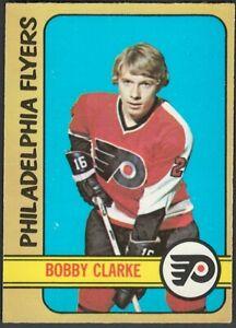 1972-73-OPC-PHILADELPHIA-FLYERS-BOBBY-CLARKE-CARD-14-NR-MINT-MINT-CONDITION