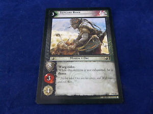 Isengard-Rider-2003-Lord-Of-The-Rings-Trading-Card-Build-Your-Lot