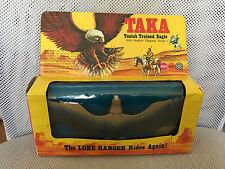 MOC MOSC MIB TAKA TONTO´S EAGLE MARX Lone Ranger RIDES AGAIN GABRIEL 1977