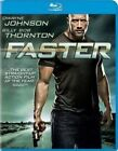 Faster 0043396371484 With Dwayne Johnson Blu-ray Region a