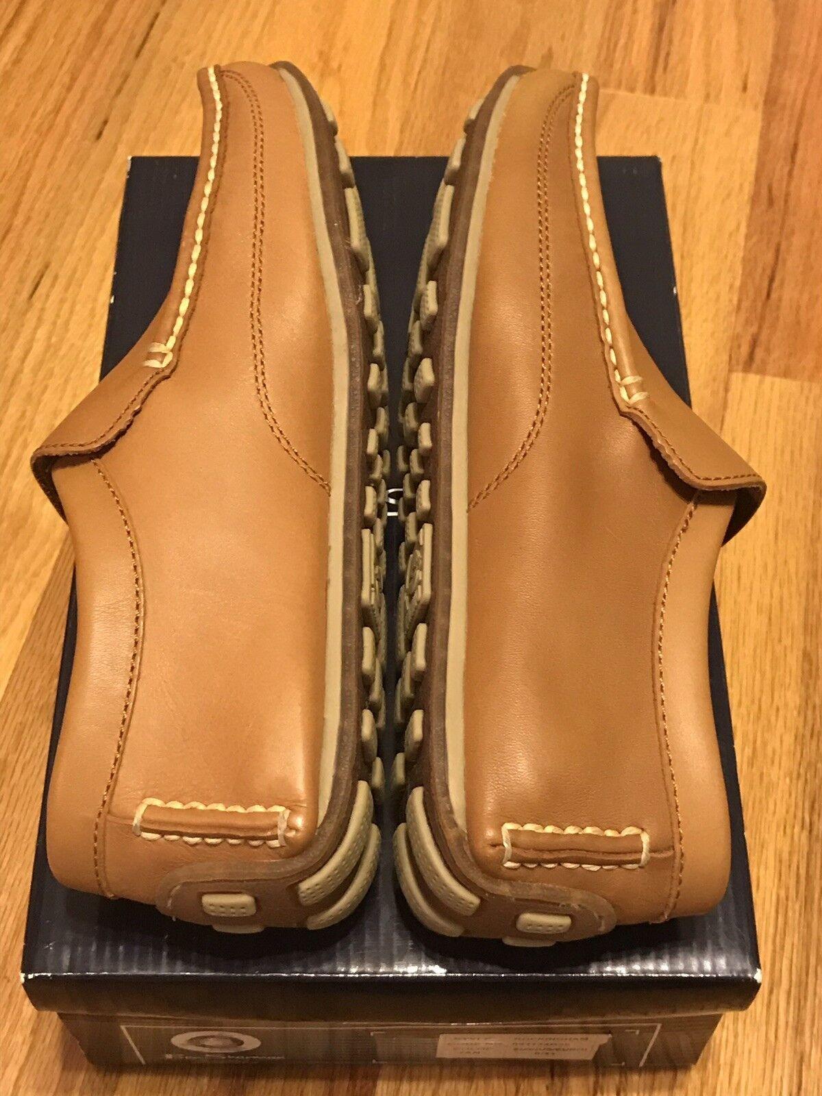 c51bddb1d031fb ... Ben Sherman Rockingham Loafers Tan Men s size US 8 8 8 style 081134B30  PERFECT 82aa26 ...
