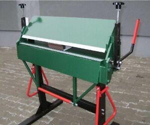"High lift beam sheet metal bender 1000mm /2.3mm, sheet metal folder 1m (40""),"